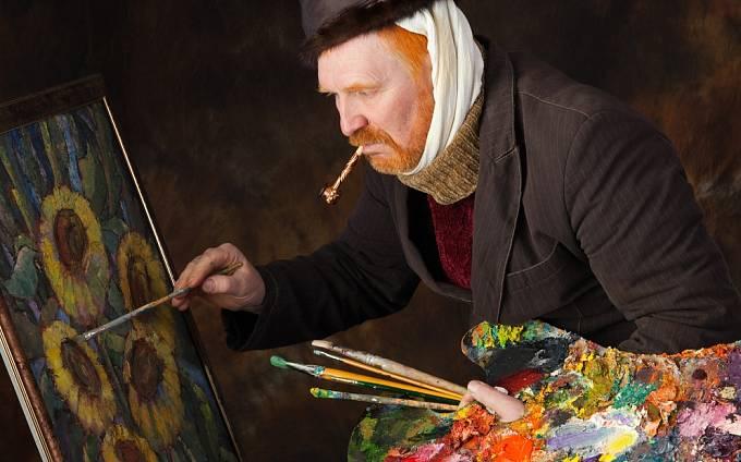 Vincent van Gogh - ilustrační foto