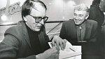 Miloslav Šimek a Jiří Krampol