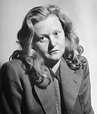 """Ilse Koch, přezdívaná """"Čarodějnice z Buchenwaldu."""""""