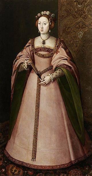 Karlova matka Marie Portugalská zemřela krátce po porodu.