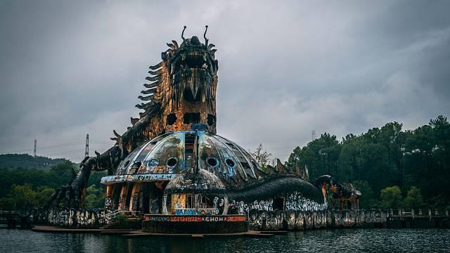 Vodní park Ho Thuy Tien
