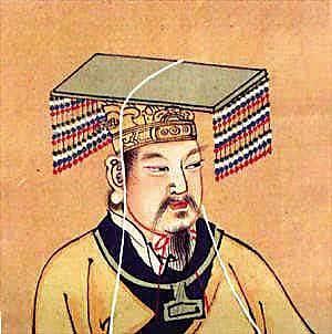 Žlutý císař, mytický čínský vládce, podle Zápisků historika první z Pěti legendárních vladařů. Dílo Chuang-ti nej-ťing je připisováno právě jemu.