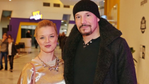 Bohuš Matuš s bývalou přítelkyní Nikolou