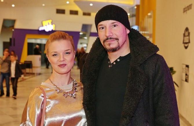 Bohuš Matuš s bývalou přítelkyní Nikolou.