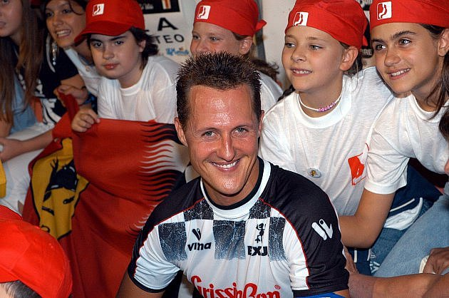 Michale Schumacher