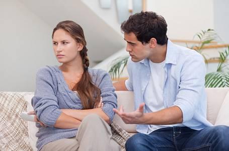 Manžel nadělal obrovské dluhy.