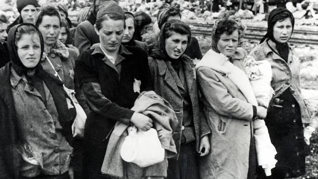 Valéria Slamová přišla v Osvětimi o celou rodinu.