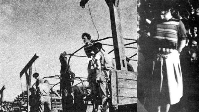 Ewa Paradies byla nacistická dozorkyně z koncentračního tábora Stutthof.