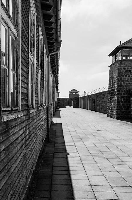 Koncentrační tábor Mauthausen (cca 20 km na východ od Lince). Tábor patřil do tzv. III. stupně pro nepolepšitelné, jejichž návrat byl nežádoucí. Koncentrační tábor Mauthausen patřil k nejhorším nacistickým likvidačním koncentračním táborům.