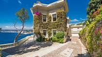 Sean Connery prodává vilu v Nice.