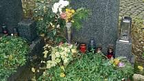 Hrob Oldřicha Nového