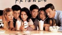 Sitcom Přátelé se vysílal 10 let