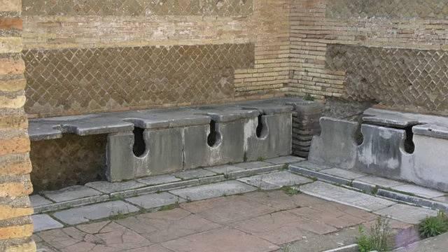 Starověký přístup k hygieně středověk nepřevzal.