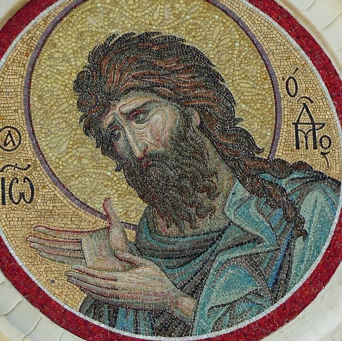 Jan Křtitel odmítl všechny příslušnice něžného pohlaví.