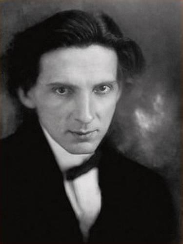 Cestovatel Alberto Vojtěch Frič v roce 1918