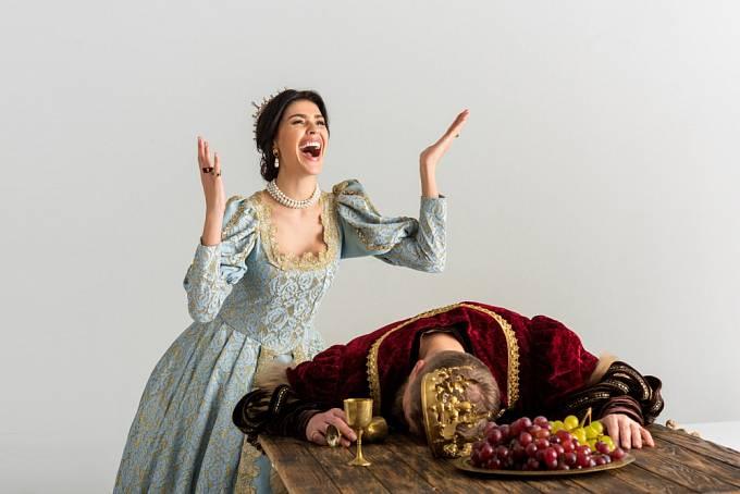 V Itálii se v 17. století kosmetika používala k otravě manželů.