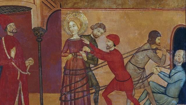 Středověk byl k ženám krutý.