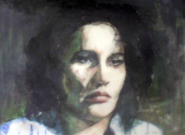 Umělecké zobrazení Anny Göldi