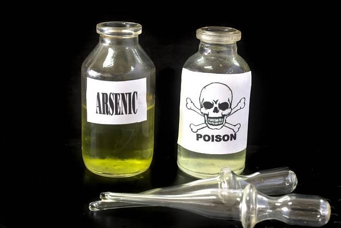 Kosmetika obsahovala arsenik...