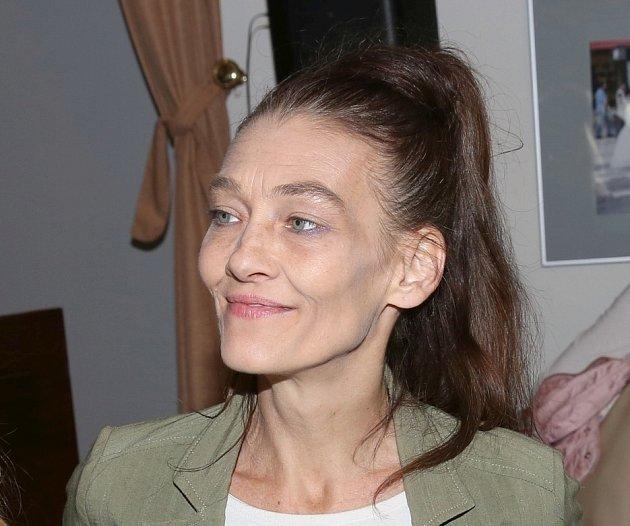 Monika Kvasničková, byla seriálová kamarádka Jany Janatové