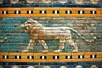 Lev byl symbolem bohyně lásky Ištar.