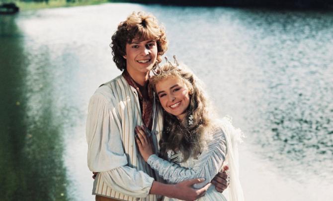 Pohádka Princezna ze mlejna patří k nejoblíbenějším.