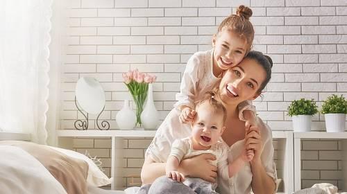 Chtěla úplnou rodinu, ale nakonec se rozhodla mít jen děti.