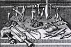Chirurgické nástoje ze 16. století