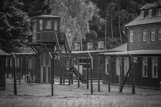 Koncenrtrační tábor Stutthof