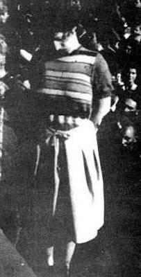 Ewa Paradies byla nacistická dozorkyně z koncentračního tábora Stutthof. Za své zločiny byla 4. července 1946 popravena.