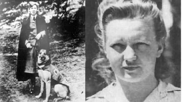 Dorothea Binz (1920–1947). Byla jednou z nejchladnějších a nejsadističtějších dozorkyň v koncentračním táboře Ravenbsrück.