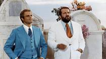 Terence Hill a Bud Spencer
