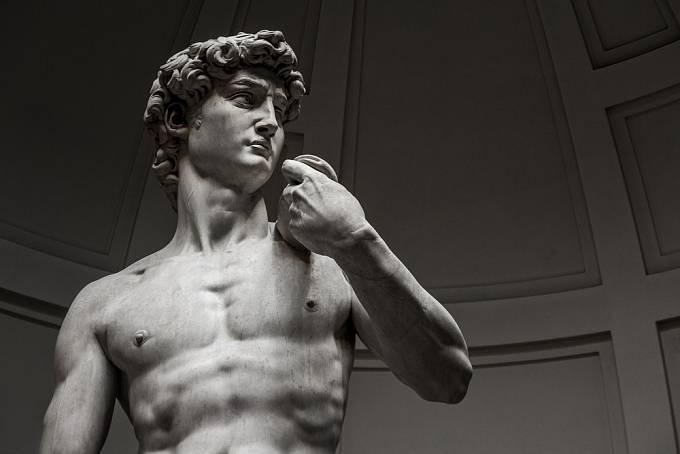 Renesance znovuzrodila řecký ideál.