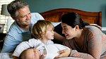 Adopce dítěte vnese do života radost