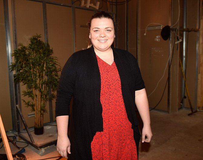 Lucie Polišenská se stala v seriálu maminkou malého Vašíka.