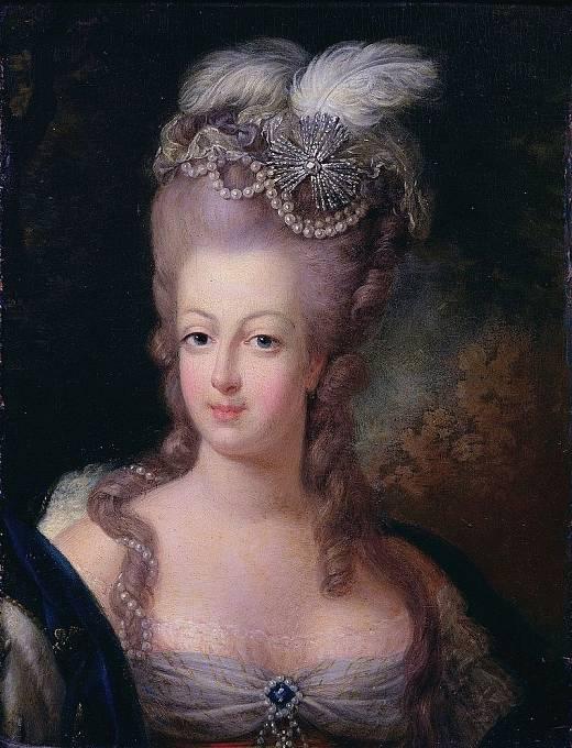 Marie Antoinetta se koupala každý den.