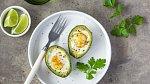 Kombinace avokáda a vajec je ideální.