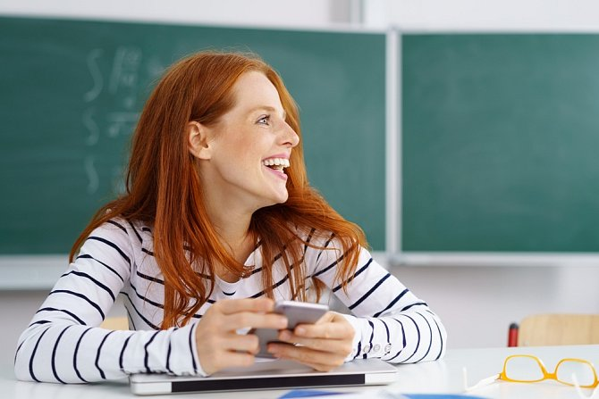 Učitelé musí dětem ukázat všechny nástrahy jazyka.