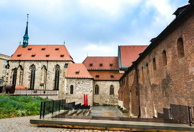 Anežský klášter byl ve své době luxusním sídlem.