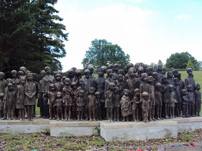 Lidický památník