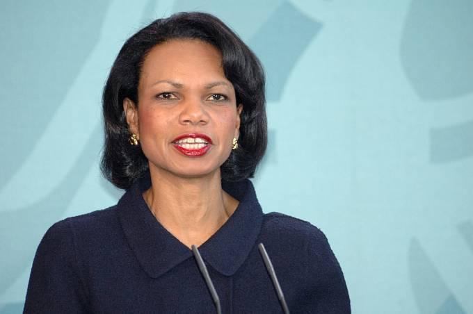 Kaddáfí Condoleezzu zbožňoval a její fotografie ukládal do zvláštního alba.