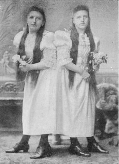 Rosálie a Josefa Blažkovy