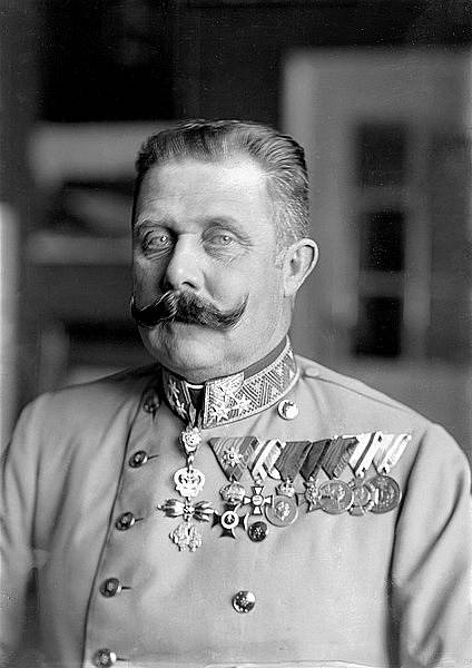 Zavražděný František Ferdinand d´Este