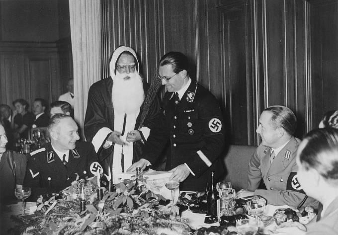 Nacistická oslava Vánoc