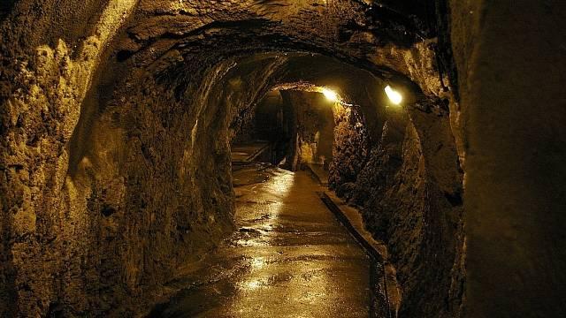 Jihlavské podzemí je druhé nejrozsáhlejší podzemí pod lidskou zástavbou v republice