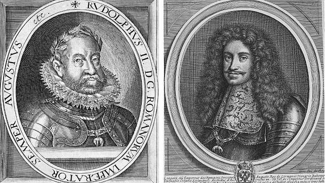Rudolf II. a Leopold I. trpěli předsunutou dolní čelistí.
