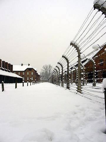 Původní tábor Auschwitz I byl založen v bývalých kasárnách ve městě Osvětim. Do Osvětimi byla Johanna Langefeld převelena 23. března 1942.