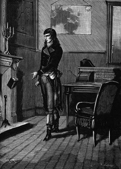 Napoleon byl příběhem o de Sadovi znechucený.