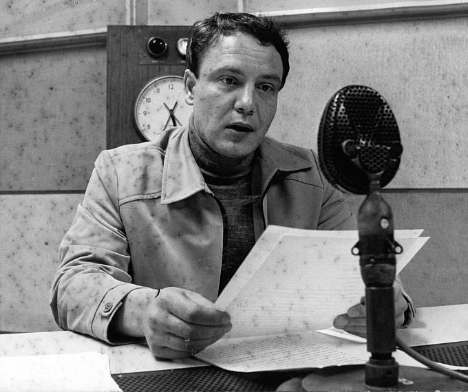 Aktivista Vladimir Bukovskij strávil v ústavu pro duševně choré téměř celá 60. léta.