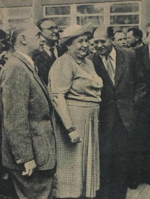 Marta Gottwaldová byla lidu pro smích.